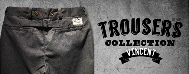 Trousers collection