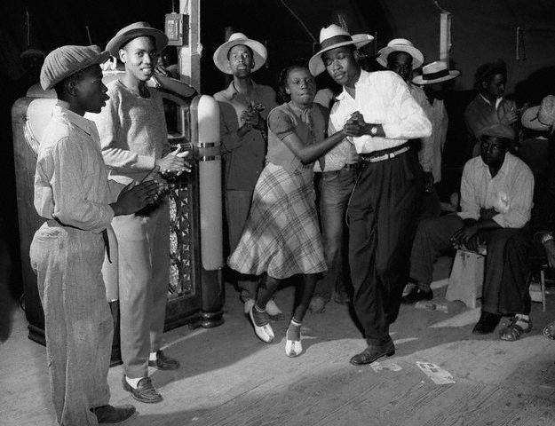 Dancing in a Juke Joint