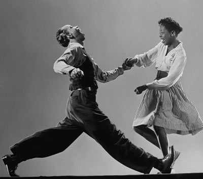 Swing Dancing - Lindy Hop.